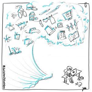 Zeichnung von JKL